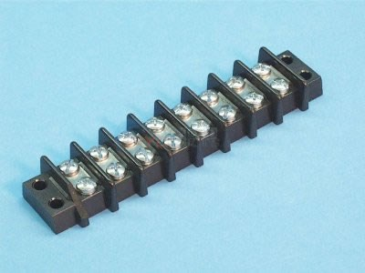 Terminal Strip, 30A, 8 Position - 30134