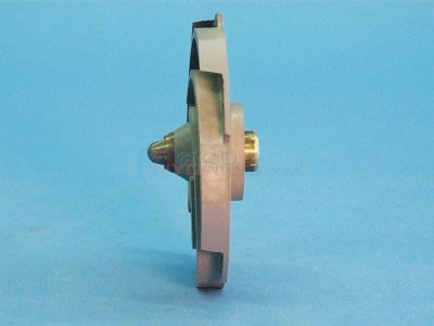 Impeller,Pump .75HP, Open Face - 31-599