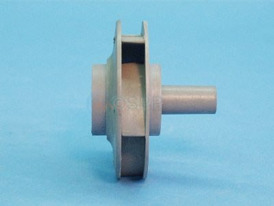 Impeller, Pump 1HP, Closed Face, - 31-676