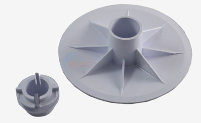PLATE, VACUUM FOR PAC FAB
