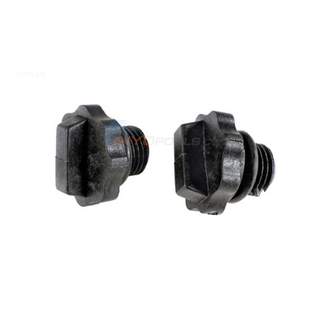 Jacuzzi Inc. Drain/Vent Plug w/ O-ring (Set of 2) - 31160906R2