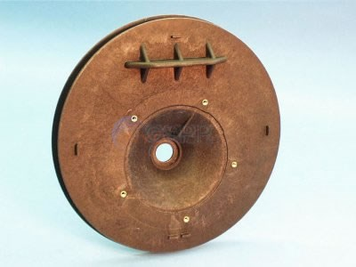Seal Plate, uses Sq Flng Motor - 320-120