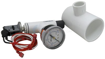 PRESSURE SWITCH/GAUGE ASSY. (ULTRAFLEX)
