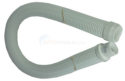 Hose, 1 Meter, White (each)