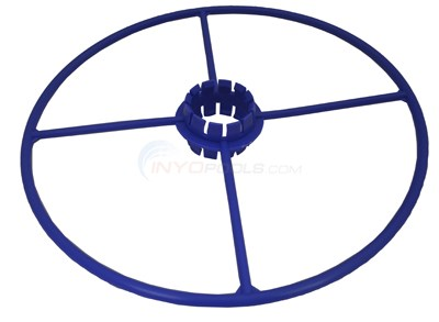 "12"" WHEEL DEFLECTOR, PURPLE, WAHOO"