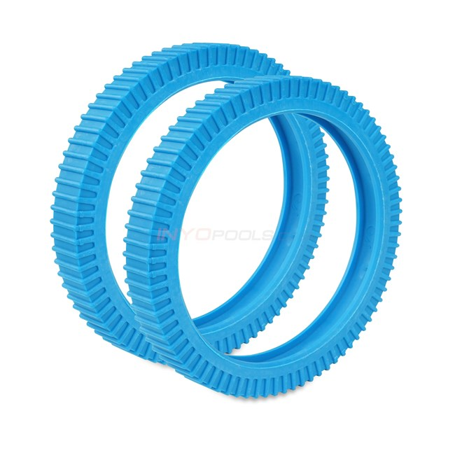 Poolvergnuegen Solid Back Tire For Tile Pool, Set Of 2 (896584000-372)