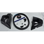 Conversion Kit, Tank Trax Black (280 Blkmx)
