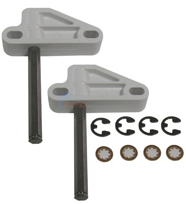 Axle Block Kit (front & Rear) (pk Of 2)