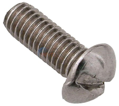 AQV P/Q/K 10-32X1/2 SS GROUND SCREW (1715)