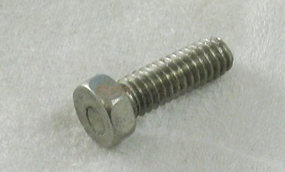 "BOLT, HEX HD 8-32 X 1/2"" SS (1713)"