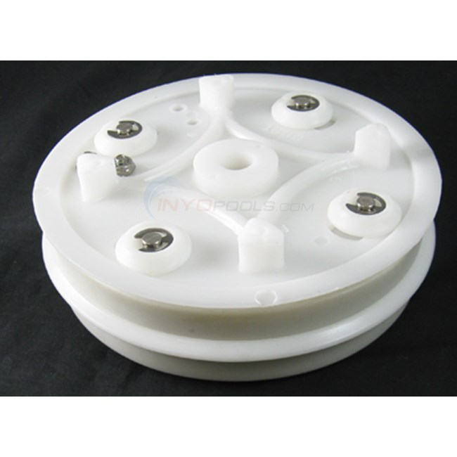 Hayward Aqv P/q Drive Wheel Assembly, Left Hand (1600l) - RCX1600L