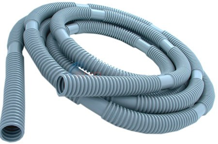 FLOAT HOSE 24' GRAY, HOSE ONLY