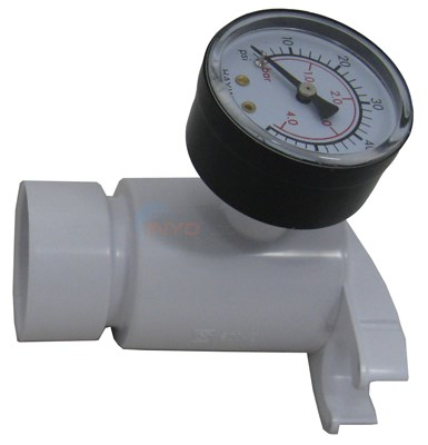 PRESSURE GUAGE SET-UP