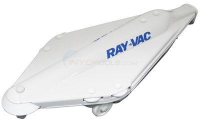 RAY-VAC REPLACEMENT HEAD, WHITE