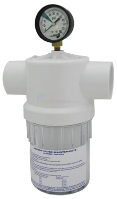 Complete Energy Filter Only, No Valve