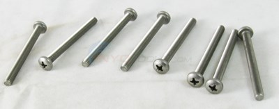 S.S. Side Plate Screw (set Of 8)