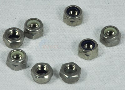 S.S. Side Plate Nuts (set Of 8)