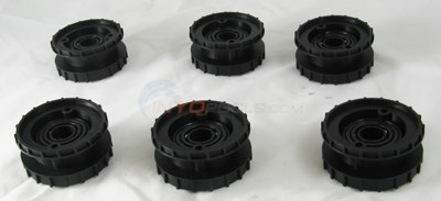 NITRO NC71 TRACK WHEELS (SET OF 6)