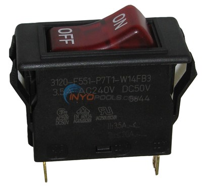 Maytronics Switch 3.5a For Ps 115vac (1862115)