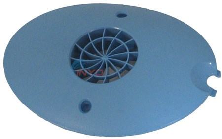 IMPELLER COVER AZURE LIGHT BLUE