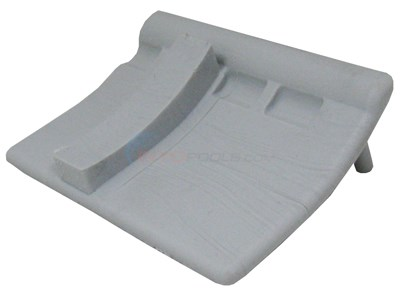NON RETURN FLAP DYN, RIGHT, GRAY