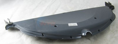 DX4 SIDE PLATE With FLAPS GREY