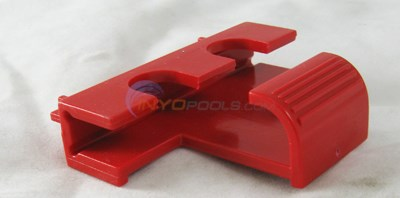 HANDLE LATCH-RED