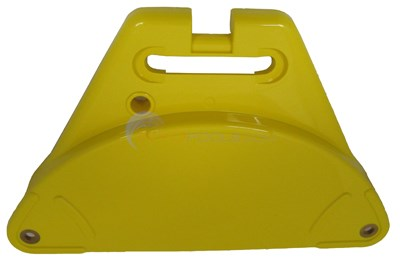 SIDE PLATE WCF-YELLOW With BRASS RING 11R/21R TT