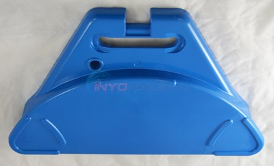 Maytronics Side Panel W.c.f.- Light Blue (9995067)