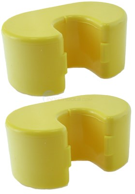 Maytronics Handle Float Yellow, Set Of 2 (9995741-pair)