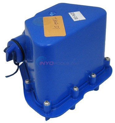 POOL BUSTER MOTOR BOX WITH KNOB