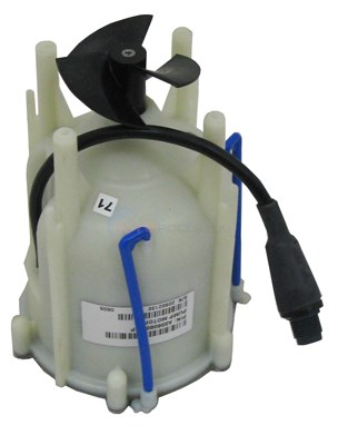 PUMP MOTOR, 2004 TO CURRENT BLUE DIAMOND RC