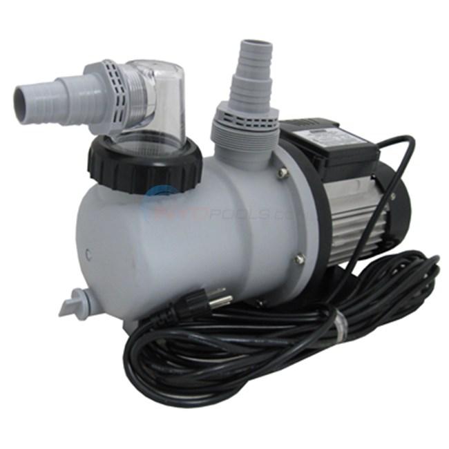 Game 1 2 hp pump and motor 4k8005 for Pool filter pump motor