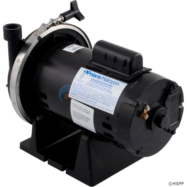 Zodiac pump halcyon booster polaris pb4 60q pb460q for Polaris booster pump motor replacement