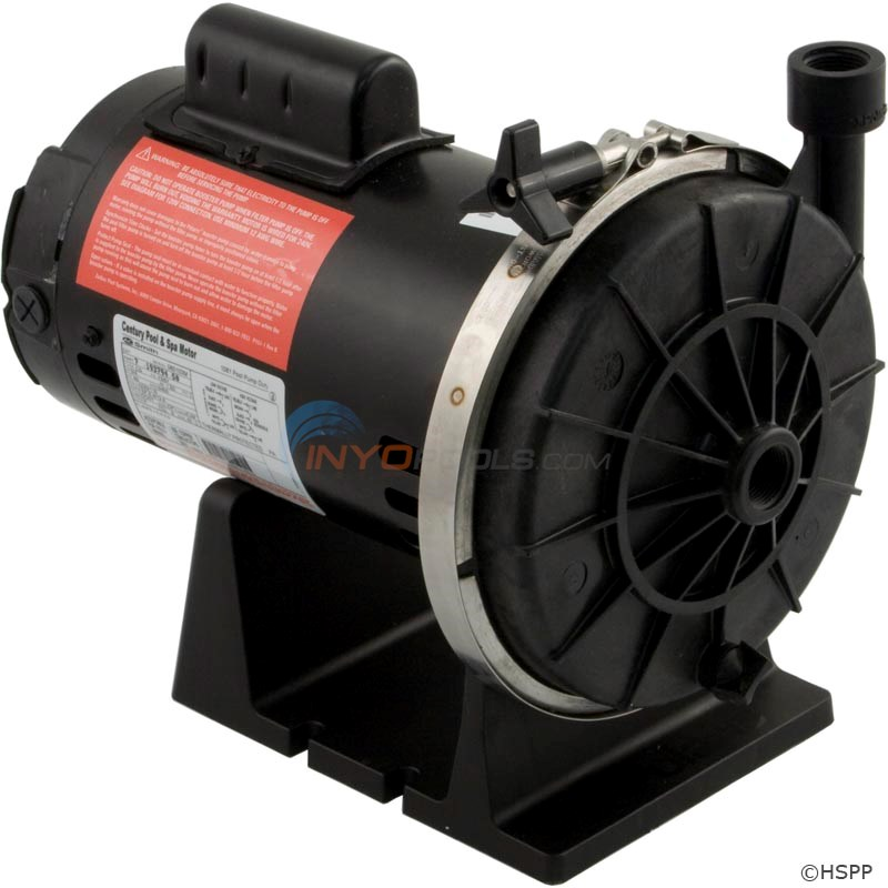 Polaris 3/4 H.P Halcyon Quiet Pump - PB460Q