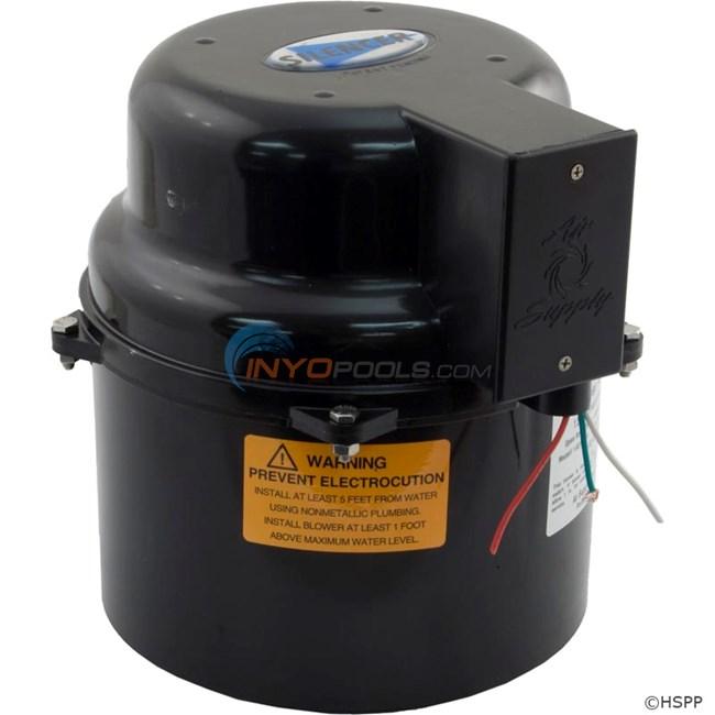 Silencer Air Blower : Silencer blower hp v f inyopools