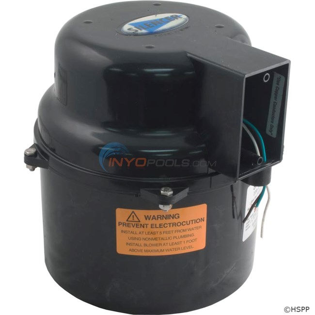 Silencer Air Blower : Silencer blower hp v inyopools