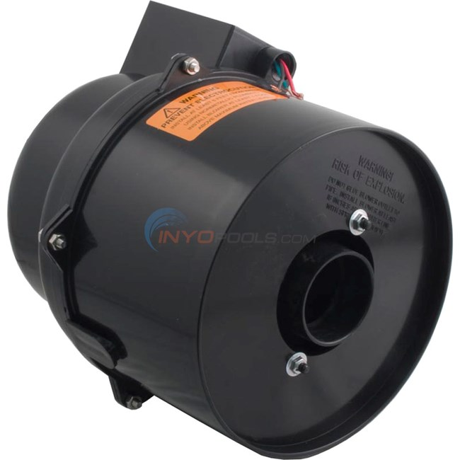 Air Supply Silencer Spa Blower 2 HP 240 V 5.5 Amp Hardwire - 6320220F