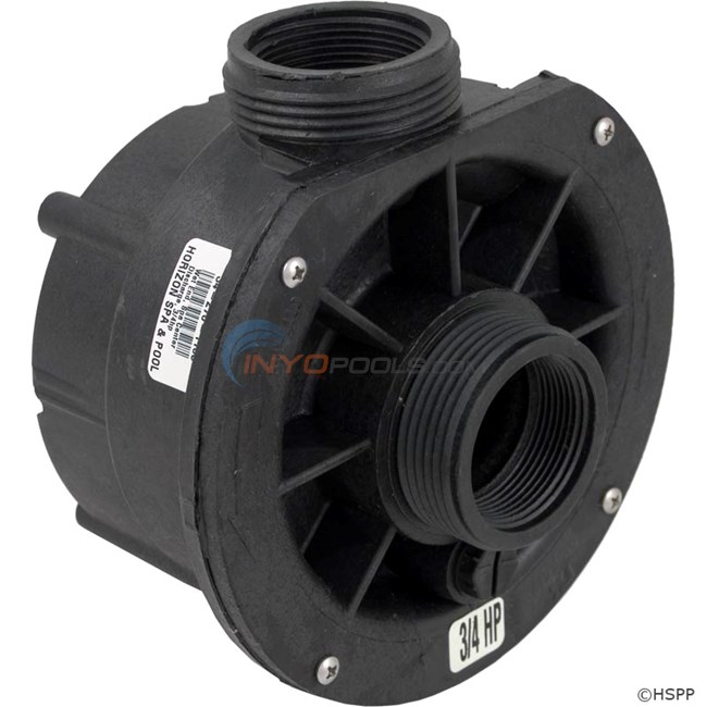 Wet End, .75Hp, Center Discharge - 310-1120