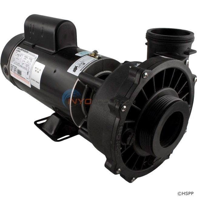 "Waterway Executive 48 Pump - 2 HP, 230V, 2 Spd. (2.5"" In) - 342082013"