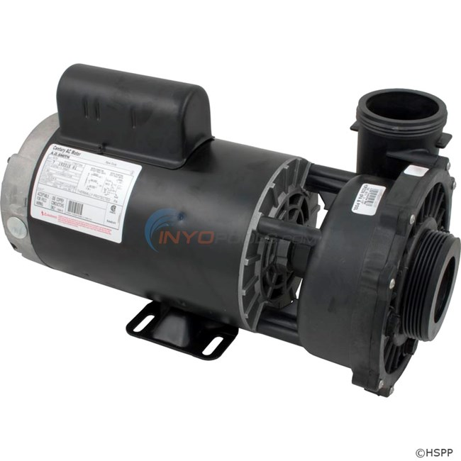 Waterway Executive 56 Spa Pump - 5 HP, 230V - 371202113