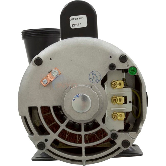 "Waterway Executive 56 Spa Pump - 3.0hp, 230v, 2-Spd, 56fr, 2-1/2"" x 2"", OEM - 3721221-13"