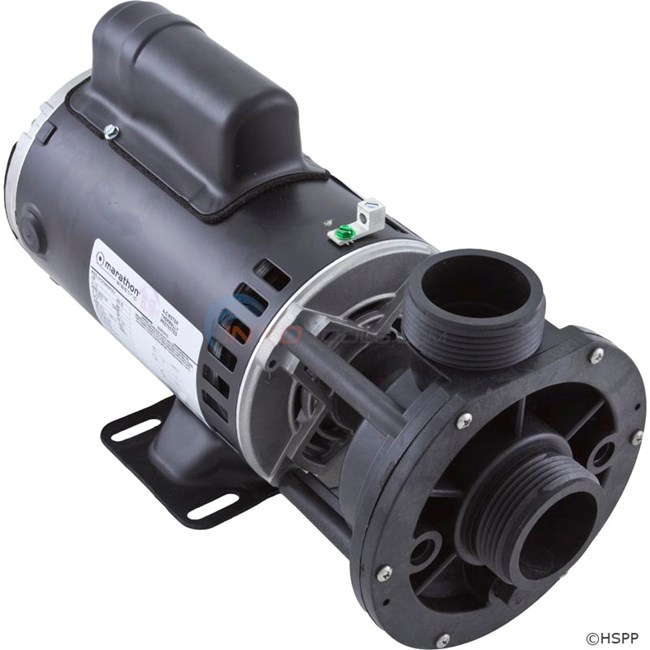 "AquaFlo Gecko Alliance FMCP Pump 1.0HP 120V, 2SPD, 48FR - 1.5"" CENTER DISCHARGE - 02610000-1010"