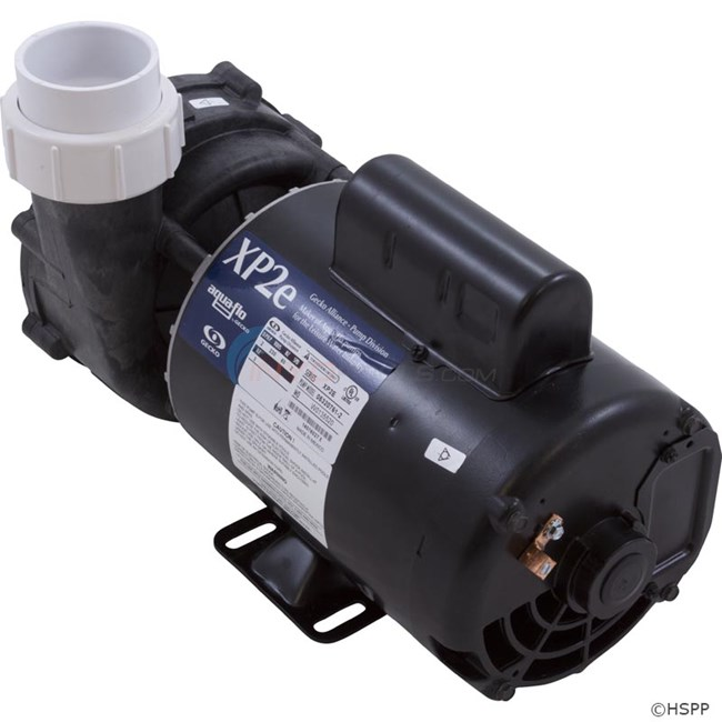 "AquaFlo Gecko Alliance XP2e Pump 3.0HP 230V, 2SPD, 56FR - 2""x2"" SIDE DISCHARGE - 053340122040"