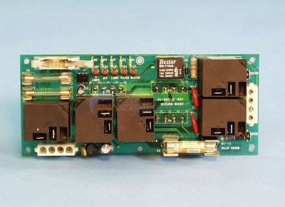 relay Board, BL-45 - 34-5021