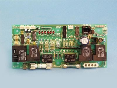 board labeled as 34-5025A--Circuit Board, BL-46 - 34-5024