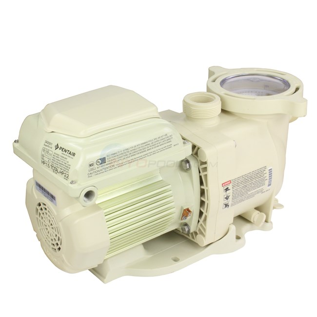 Pentair SuperFlo VS Variable Speed Pump 115/230V - 342001