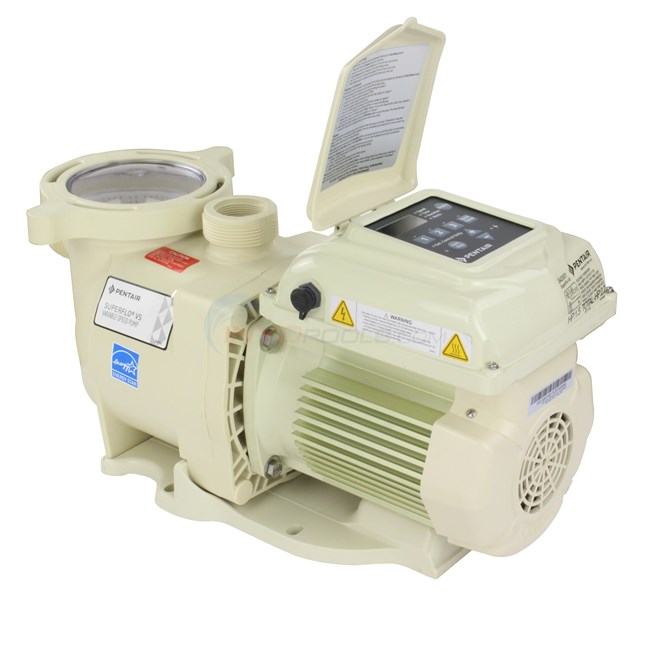 SuperFlo VS Variable Speed Pump 115/230V - 342001