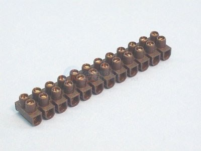 Terminal Strip,12 Position - 34211-1