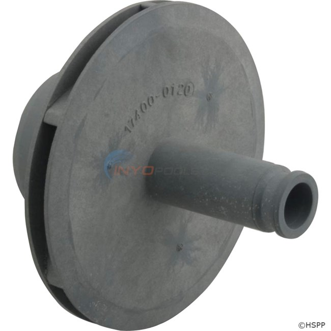 Spa Parts Plus Impeller, 1 H.p. (17400-0120)